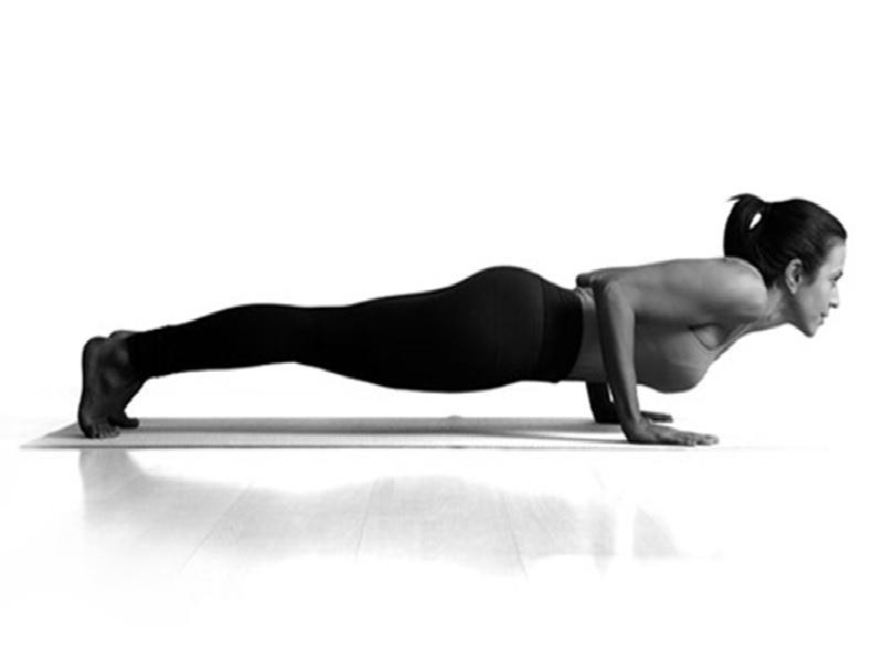 Manfaat Olah Raga Plank