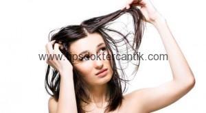 Tips Merawat Rambut Kering Mengembang