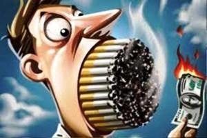 Penyakit berbahaya akibat rokok
