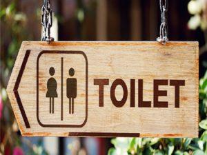Tips Menggunakan Toilet Umum