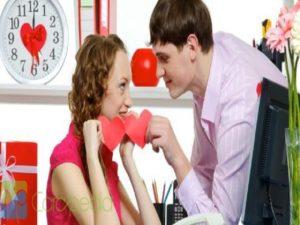 Tips Berpacaran Dengan Rekan Kantor