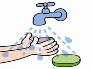 Mencuci Tangan Dengan Benar