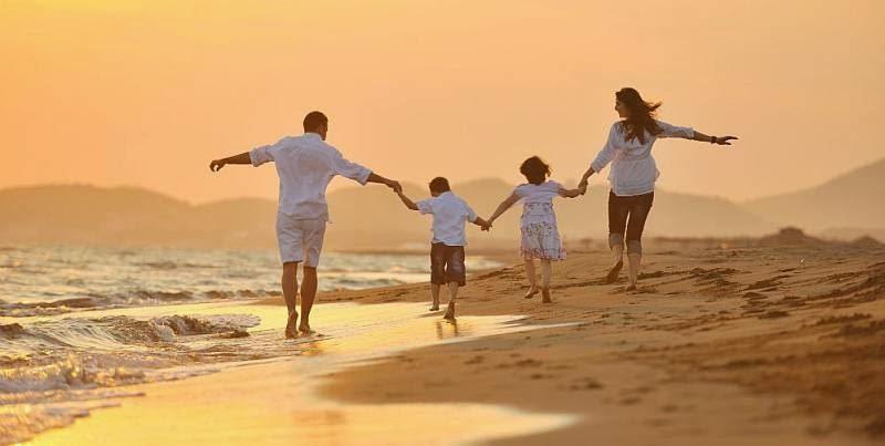 Tips Melibatkan Anak Pada Moment Liburan Keluarga