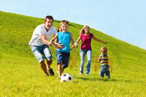 Tips Olahraga yang Menyenangkan Bersama Keluarga
