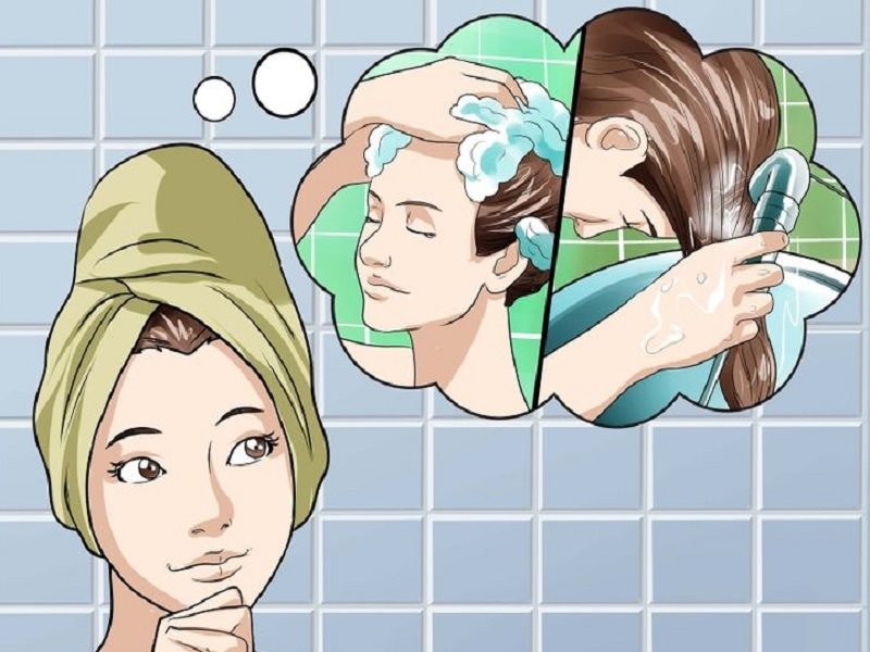 Cara Keramas Rambut Yang Baik Dan Benar