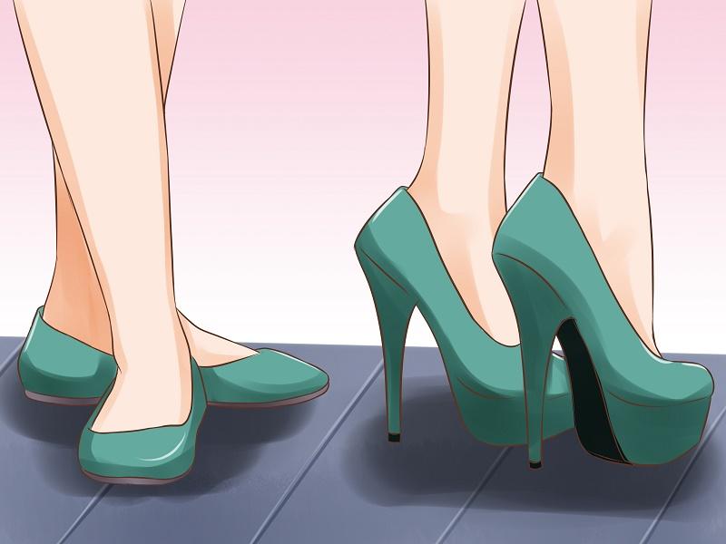 Trik Dan Tips Memakai Sepatu