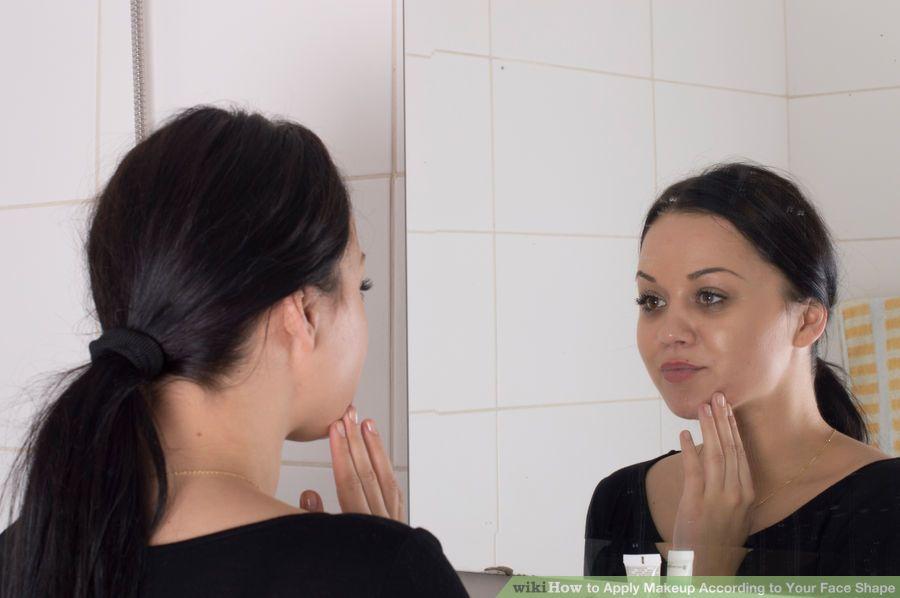 Kenali Bentuk Wajah Sebelum Menggunakan Make Up