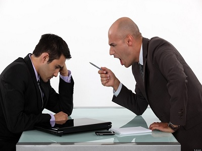 Cara Mengatasi Bos yang Galak.1
