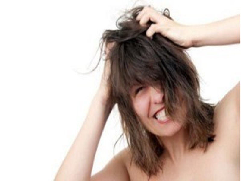 Cara Mengatasi Rambut Kering Dan Kusam