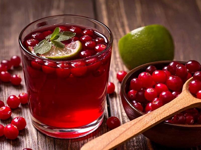 Ekstrak Cranberry Ampuh Perangi Infeksi Saluran Kemih