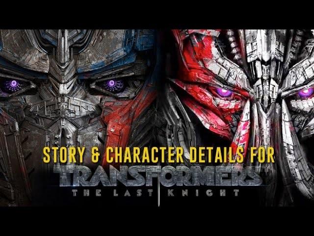 Film Transformers The Last Knight