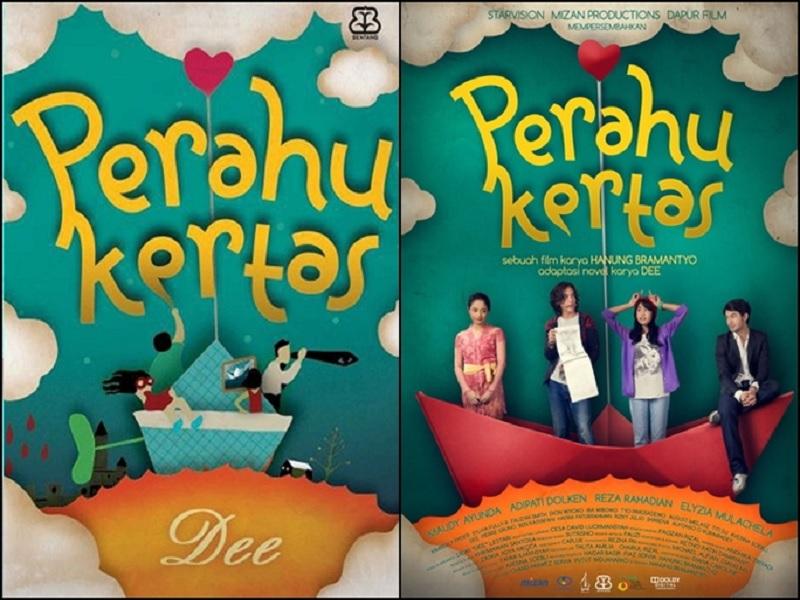 Film Indonesia Yang Diangkat Dari Novel Laris