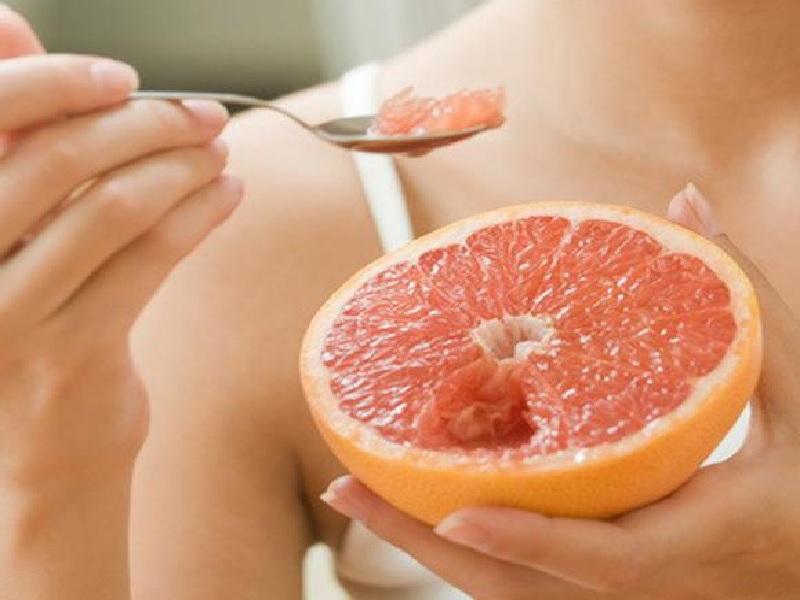 Manfaat Grapefruit Yang Berguna Atasi Kolesterol Tinggi