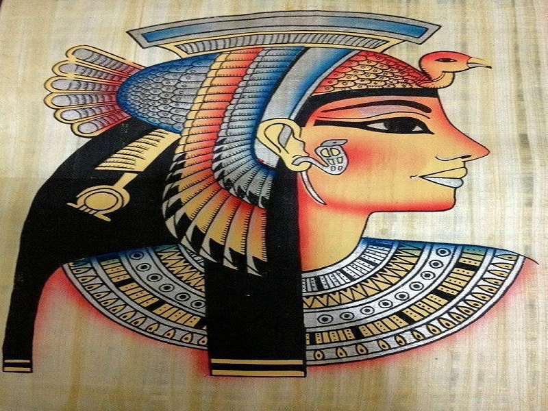 Rahasia Rambut Indah Cleopatra